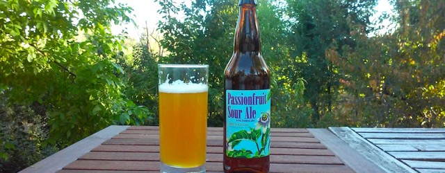 Passionfruit Sour Ale – Breakside Brewery